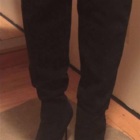 53 dv by dolce vita shoes black thigh high boots by