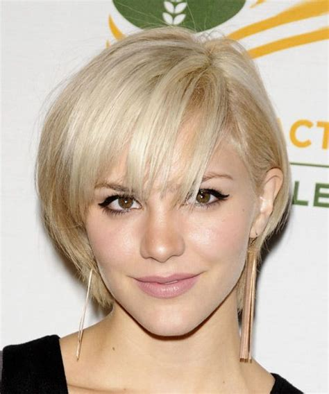 haircuts for pointed chins bobs for women and good haircuts on pinterest