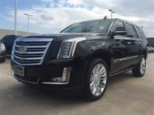 2015 Cadillac Escalade Used For Sale 2015 Cadillac Escalade Platinum 4x4 For Sale Gumtree