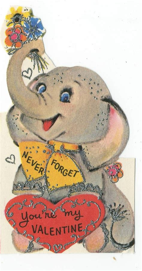 106 best images about vintage elephant cards on
