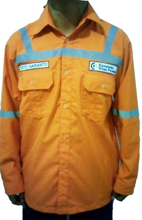 Foto Baju Lapangan baju lapangan konveksi seragam kantor seragam kerja