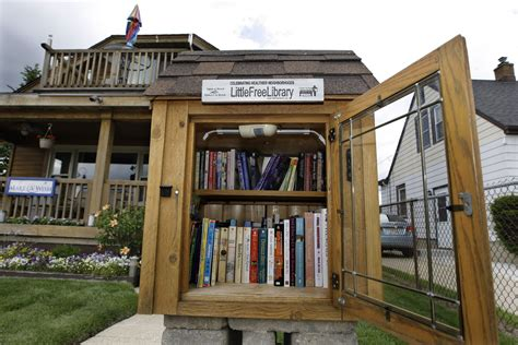 tiny library 10 things to before building your free library