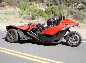 new three wheeled car radical polaris slingshot is part car part motorcycle