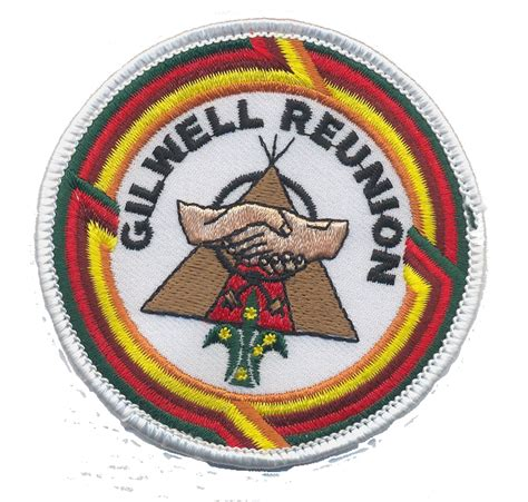 wood badge from gilwell gilwell reunion