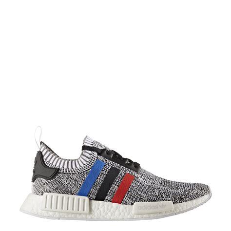 bb adidas shoes nmdr pk whiteredblack  men