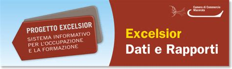 dati excelsior statistica e studi economici open data gt gt analisi