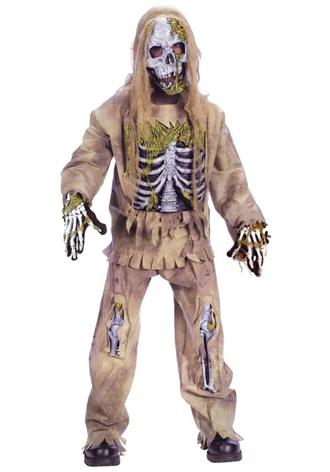 amazon zombie costume child skeleton zombie costume scary costumes