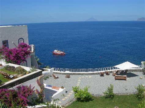 hotel giardino scario panorama vista mare foto di hotel punta scario malfa