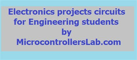 electronics projects for engineering students with circuit diagram 555 timer circuit diagrams different modes of 555 timer