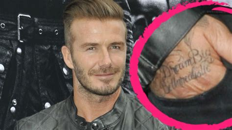 david beckham tattoo jay z neues idol david beckham tr 228 gt jetzt jay z tattoo