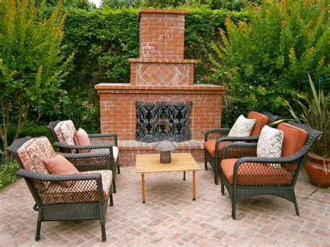 backyard fireplace kits outdoor brick fireplace kits fireplace design ideas