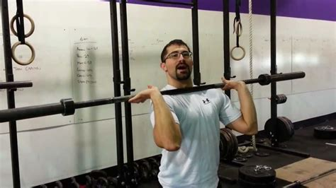 8 Rack Position by Mobility For The Front Rack And Position
