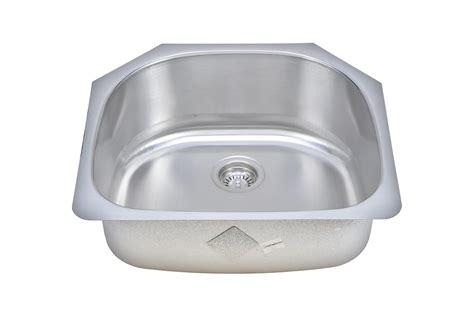 d shaped undermount stainless steel sink sinkware 18 d shape single bowl undermount