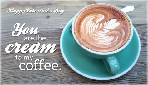 valentines day coffee to my coffee happy s day ecard free