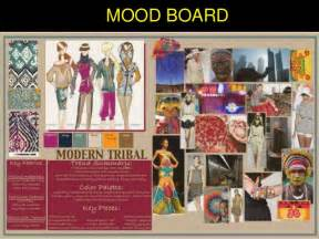 Fashion Mood Board Template by How To Make Fashion Mood Board