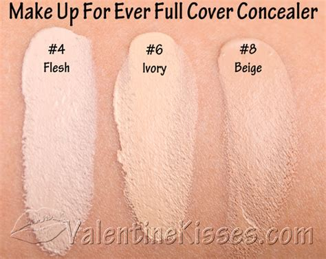 Makeup Forever Cover kisses make up for cover concealer