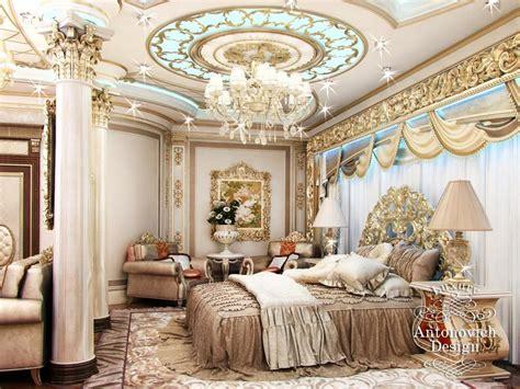 master bedroom  luxury royal palaces classic italian