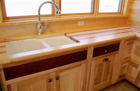 Cherry Countertop by Counters Tops Newwoodworks