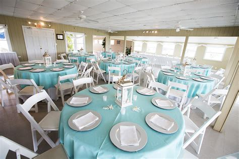 florida wedding reception packages