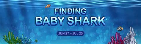 baby shark event finding baby shark dungeon fighter online