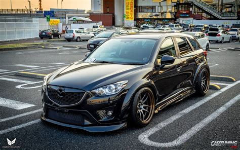 modified mazda cx 5 stance mazda cx5 187 cartuning best car tuning photos from