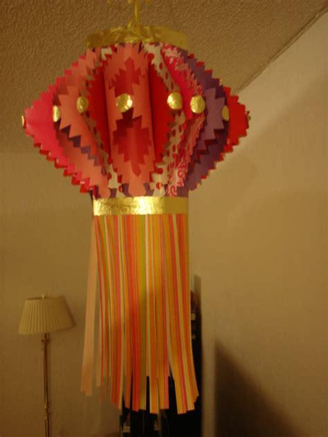 Make Paper Kandil Diwali - diwali in my handful of shadows