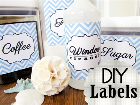 Diy Pantry Labels by Diy Pantry Cleaning Labels By Newfashionedmom