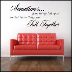Quote Wall Sticker Wall Decals Quotes Quotesgram