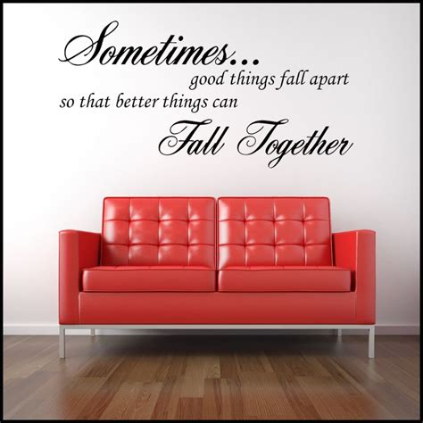 where can i get wall stickers show your living style with wall sticker quotes in decors