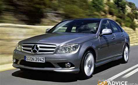 2007 mercedes benz c class photos caradvice