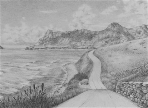 imagenes de paisajes que se puedan dibujar dibujos hechas en carbonsillos fotos de paisajes naturales