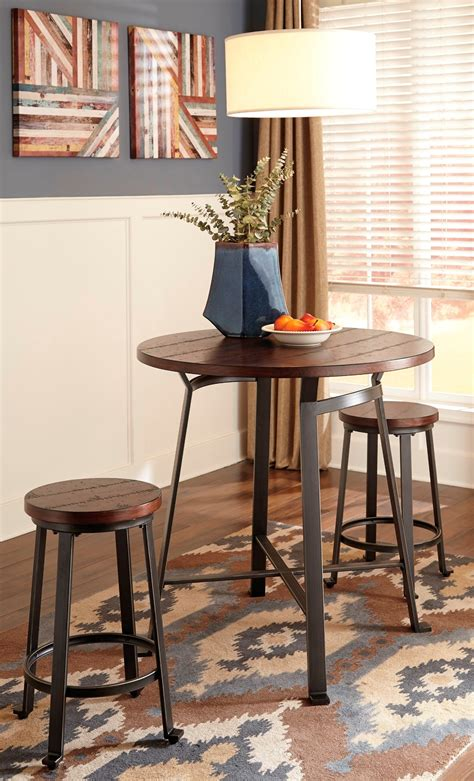 challiman counter height table challiman counter height dining room set from