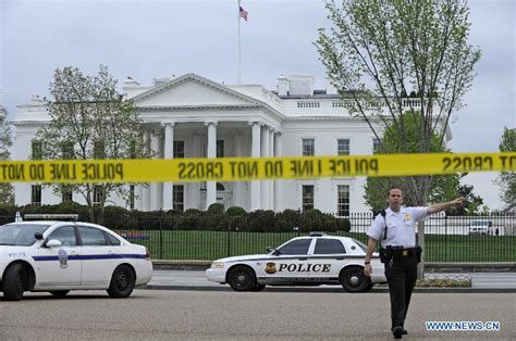 white house police high alert for secret service after trump found something alarming outside the white