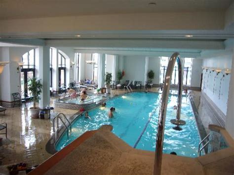 indoor pool and slides picture of chateau des ormes rennes 301 moved permanently