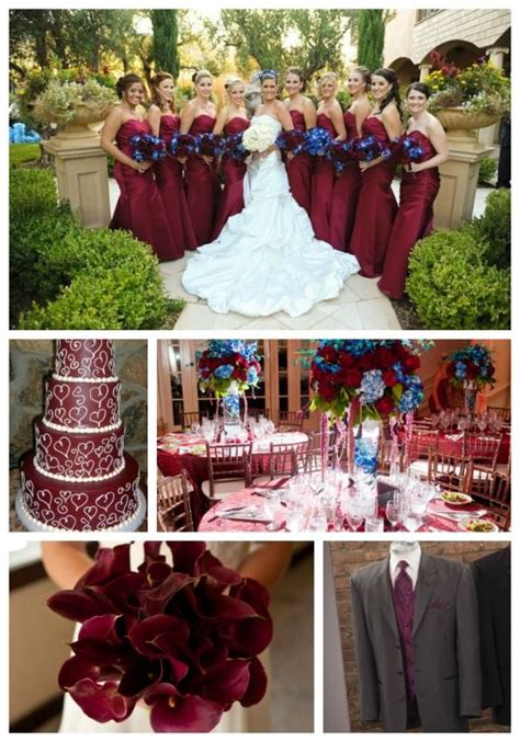beautiful maroon wedding inspiration for fall www thismagicmomentweddingsale www