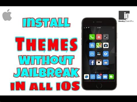 themes for iphone without jailbreak install themes in iphone without jailbreaking ios 9 ios
