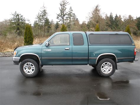 1998 Toyota T100 1998 Toyota T100 Photos Informations Articles