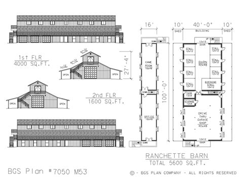 goat barn floor plans great barn plan could adapt for milking parlor preppin