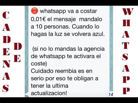 cadenas de whatsapp que quieres de mi cadenas de whatsapp sketch vagabundos enterprise youtube