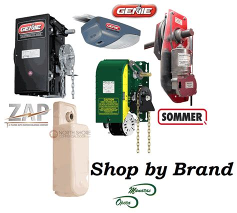 Garage Door Opener Brands Garage Door Openers Zap Lifmaster Manaras Genie Sommer And Linear