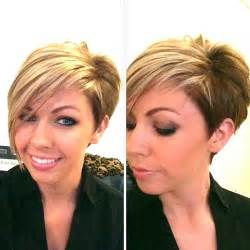 hair that is asymetric in back dark blonde short hairstyles the best short hairstyles