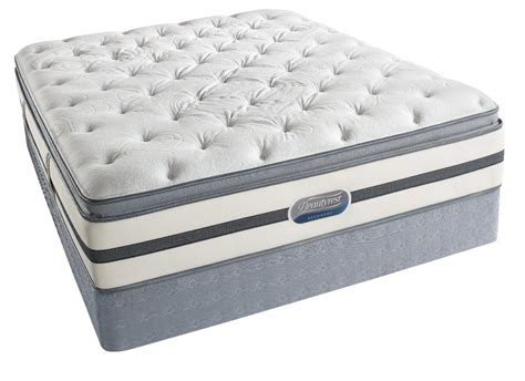 Plush Pillowtop Mattress by Beautyrest Plush Pillowtop King Mattress Sears