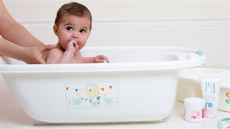 Mothercare 4 A Baby how to bathe your newborn baby mothercare