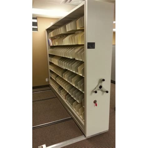 Rolling File Cabinet System by Tab Rolling File System 4 Carriers Locking 120x140 Quot Tub