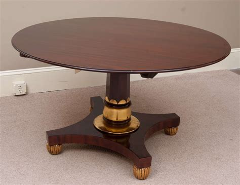 regency dining and center table at 1stdibs