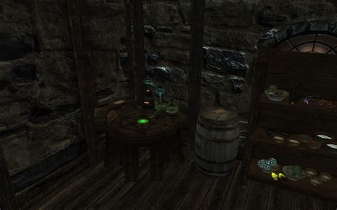 skyrim secret room hjerim secret room storage at skyrim nexus mods and community