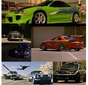 Fast N Furious Paul Walkers Cars  Pinterest