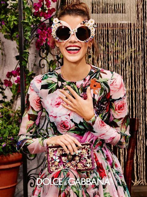 Kacamata Dolce Gabana Dg Flower Hitam dolce gabbana s colourful new eyewear caign fashion lifestyle selectspecs