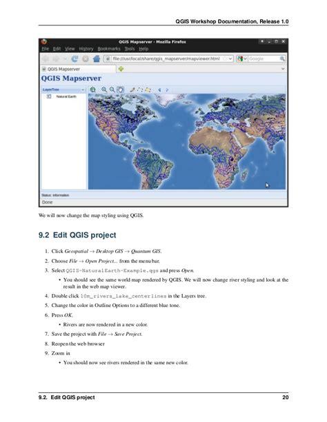 tutorial mapserver ubuntu tutorial quantum gis