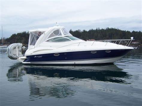 listing  cruisers yachts  cxi express  van isle marina